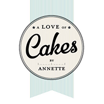 A Love of cakes by Annette